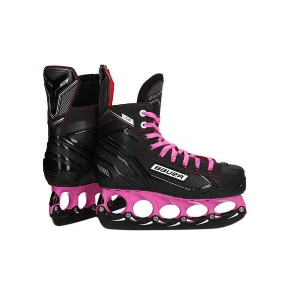 BAUER NS t-blade Schlittschuh Pink Edition