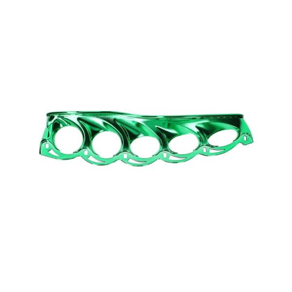 t-blade Holder metallic-grün