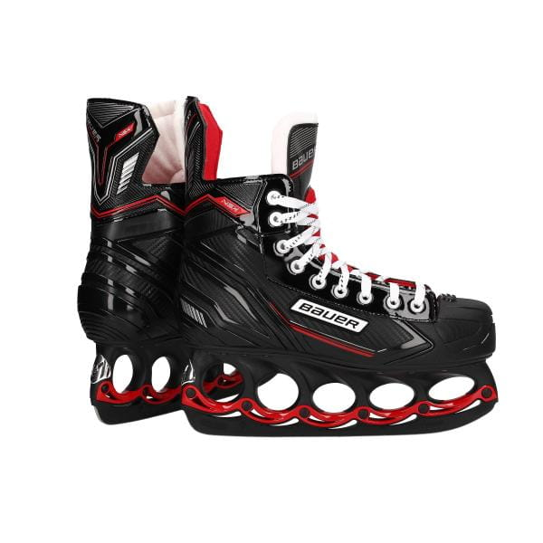 BAUER NSX t-blade Ice Skate Black Edition