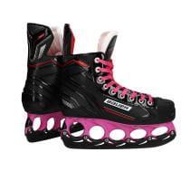 BAUER NSX t-blade Ice Skate Pink Edition