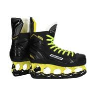 BAUER S23 t-blade Ice Skate Yellow Edition