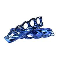 t-blade Holder metallic-blau
