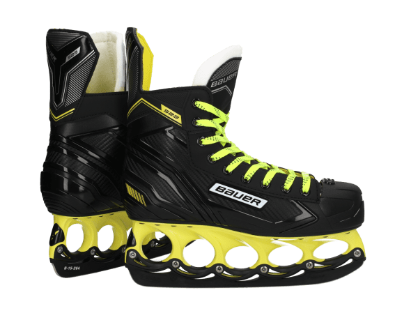 Bauer S23 t-blade Schlittschuh Gelb Edition
