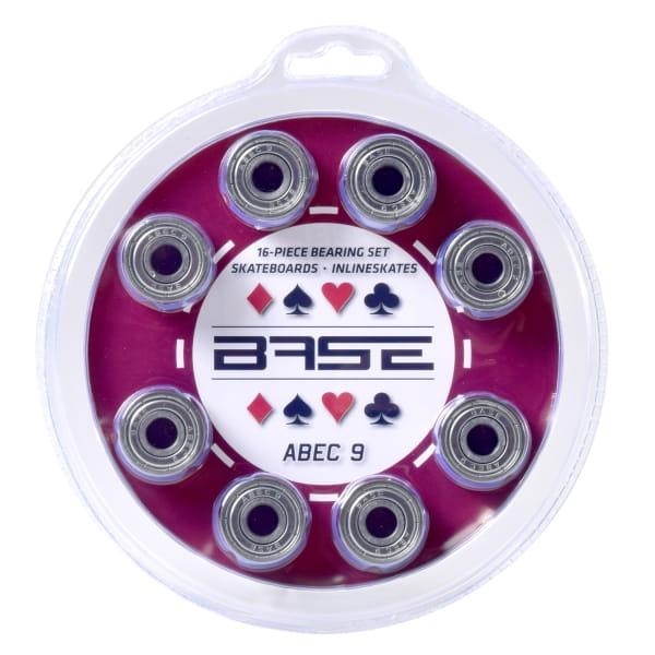 Base Kugellager ABEC 9 - 16er Blister Pack