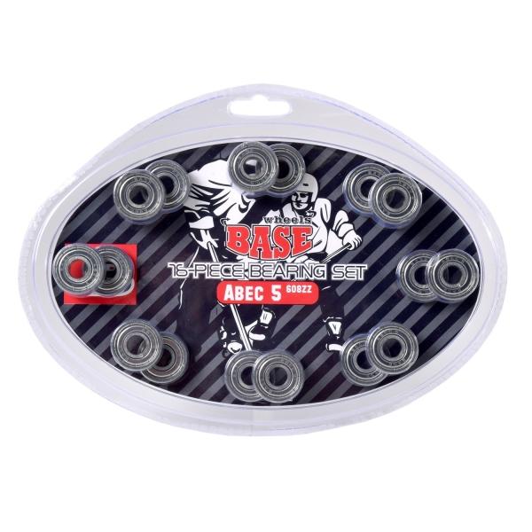 Base Kugellager ABEC 5 - 16er Blister Pack