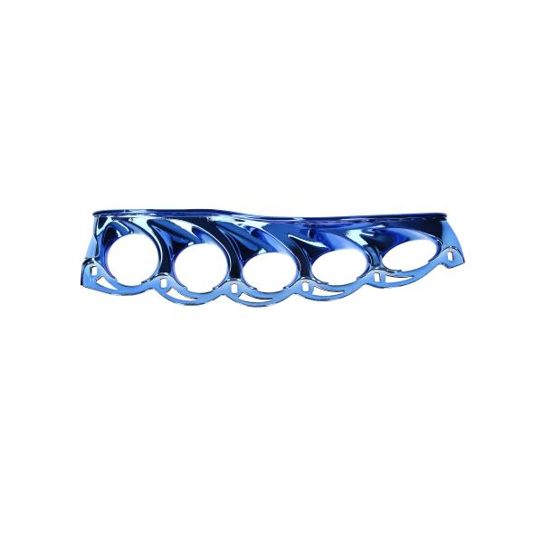 t-blade Holder metallic-blau