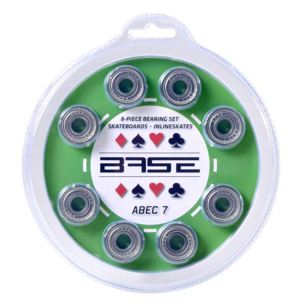 Base Kugellager ABEC 7 - 16er Blister Pack